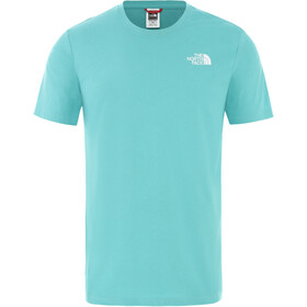 The North Face Redbox Cel T-shirt Homme, lagoon